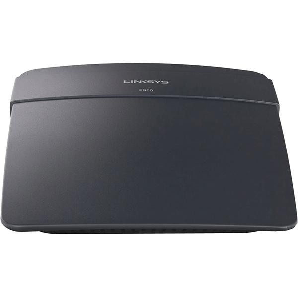 Linksys E900 N300 Wireless Router (E900-ME)2