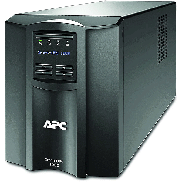APC SMT1000IC 1000VA LCD 230V Smart-UPS with SmartConnect2
