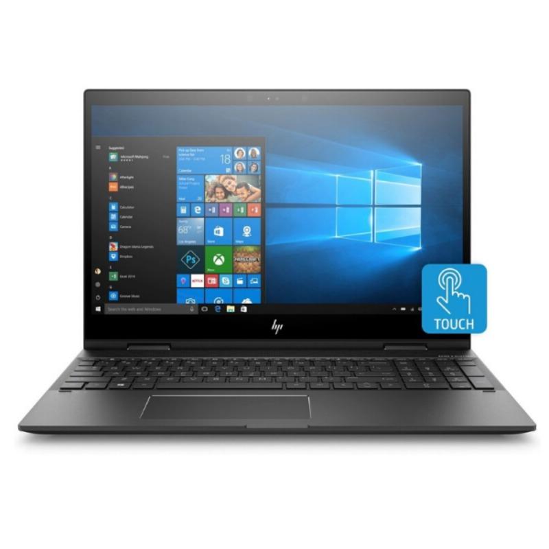 HP ENVY X360, AMD RYZEN 5 2500U Processor 8GB RAM 1TB Harddisk 15.6