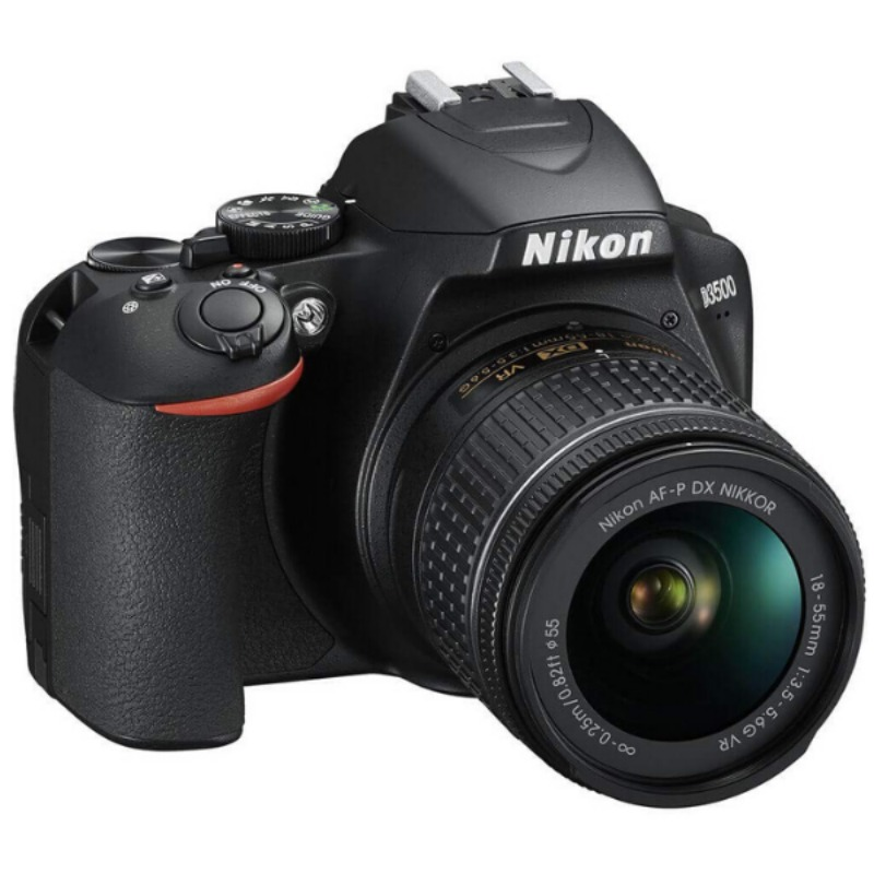 Nikon D3500 DSLR Camera with 18-55mm Lens2