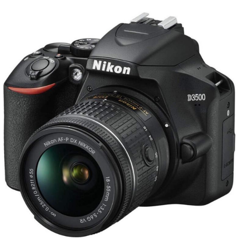 Nikon D3500 DSLR Camera with 18-55mm Lens3