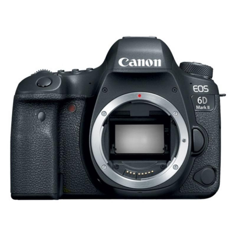 canon eos 6d mark ii dslr camera (body only)2
