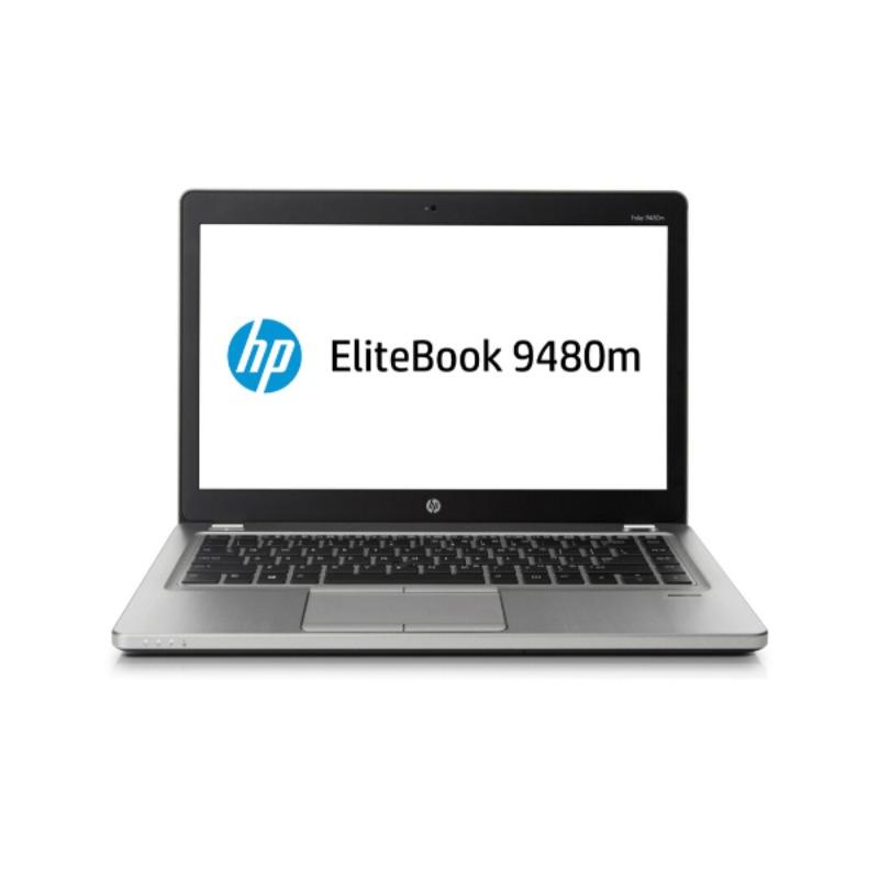 HP EliteBook Folio 9480m  i7 Processor 4GB  RAM 500GB HDD  14 INCH (Certified Refurbished)4