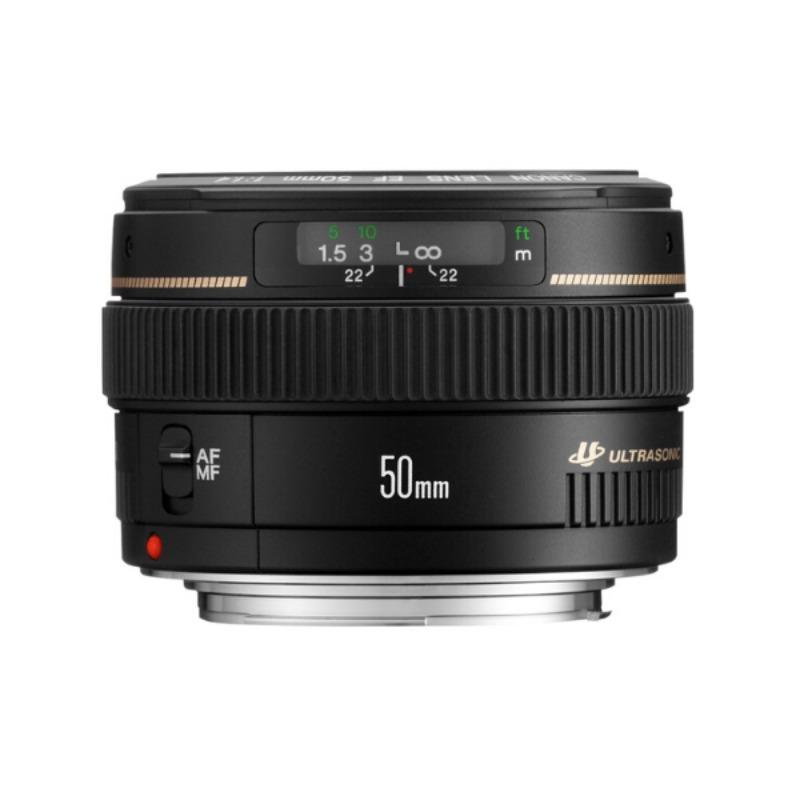 Canon EF 50mm f/1.4 USM Lens3