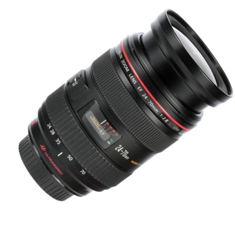 Canon EF 24-70mm f/2.8L II USM Standard Zoom Lens2