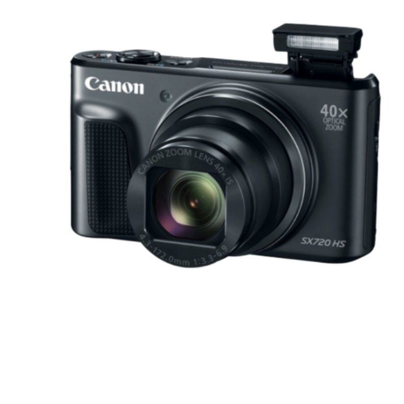 Canon PowerShot SX720 HS Digital Camera Deluxe Kit2