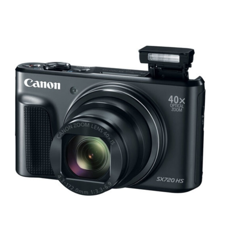 Canon PowerShot SX720 HS Digital Camera Deluxe Kit4