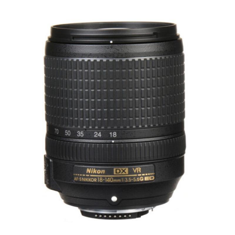 Nikon AF-S DX NIKKOR 18-140mm f/3.5-5.6G ED VR Lens2
