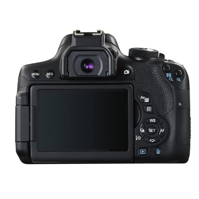 Canon EOS 750D 18-55mm IS STM Lens Kit 24.2MP DSLR Camera2