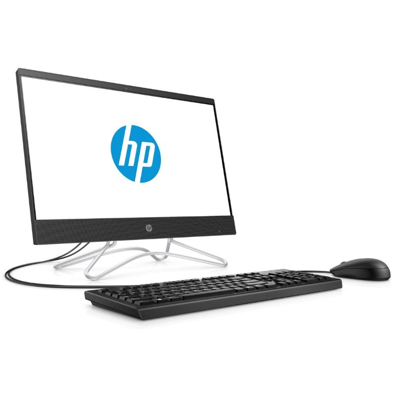 HP 200 G3 All-in-One Desktop Computer - Core i5-8250U / 21.52