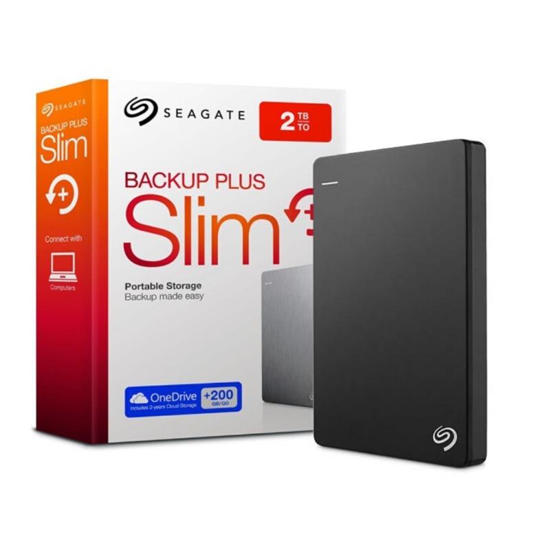 Seagate STDR2000200 2TB Backup Plus USB 3.0 External Hard Drive - Black3