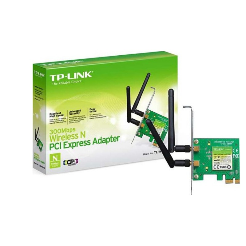 TP-Link TL-WN881ND Wireless-N300 PCI Express Adapter2