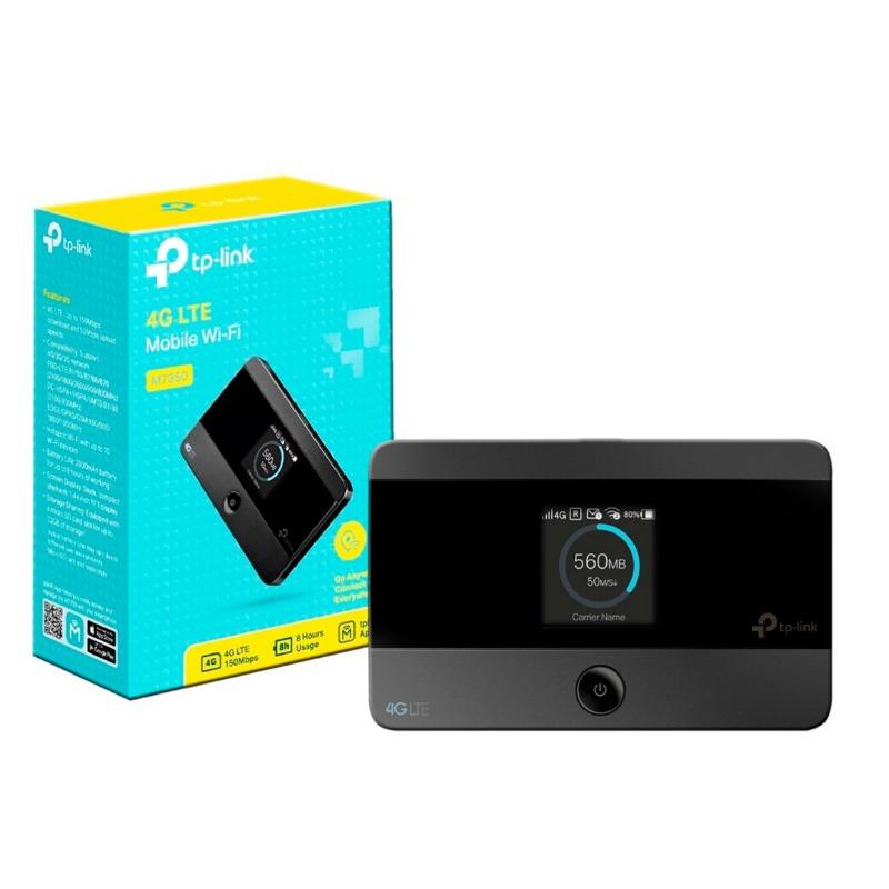 TP-Link TL-M7350 4G Mobile WiFi Router - Black2