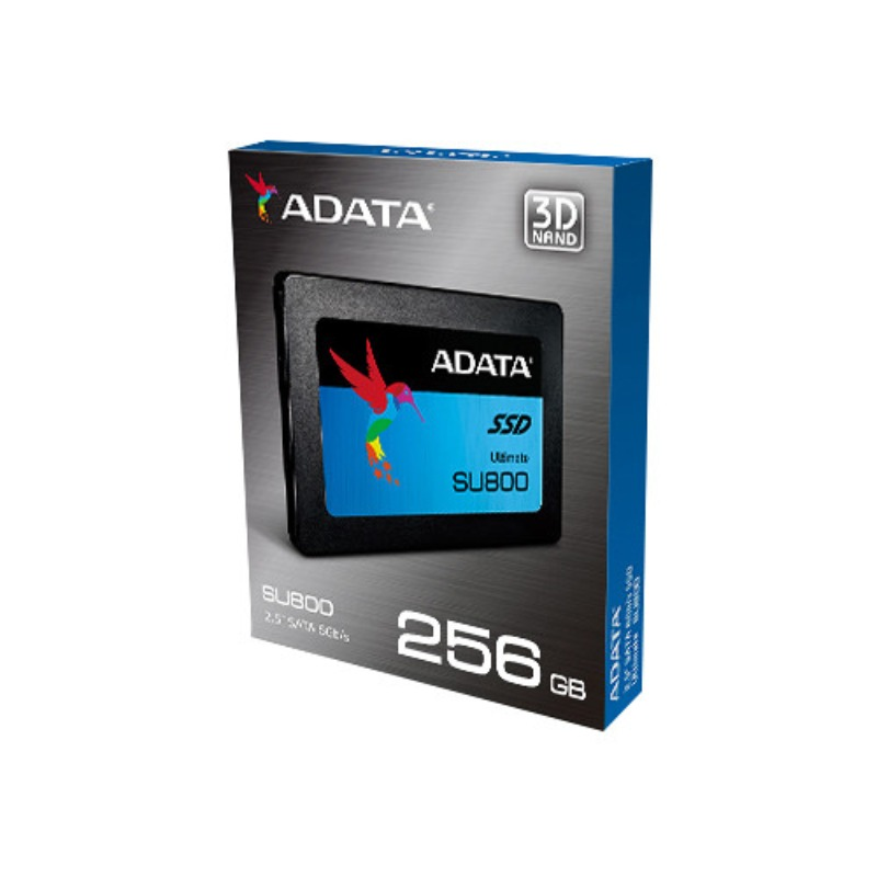 ADATA Technology 256GB Ultimate SU800 SATA III 2.5