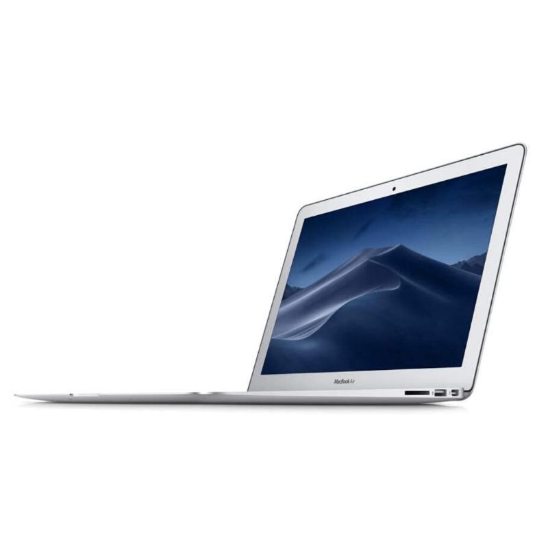 apple macbook air(mqd32) intel core i5 processor 8gb ram 128gb ssd (mid 2017 model silver)2