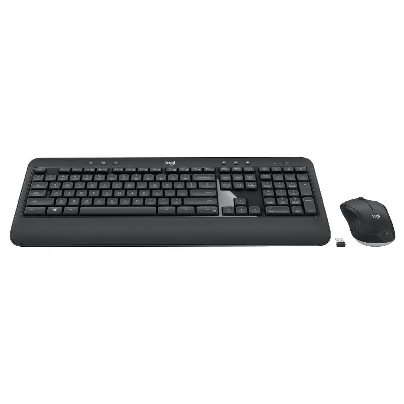 Logitech  MK540 Wireless Keyboard and Mouse Combo3