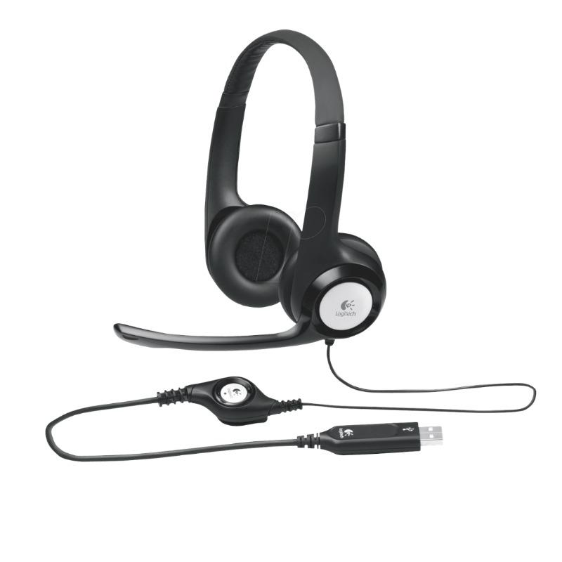Logitech USB Headset H3902