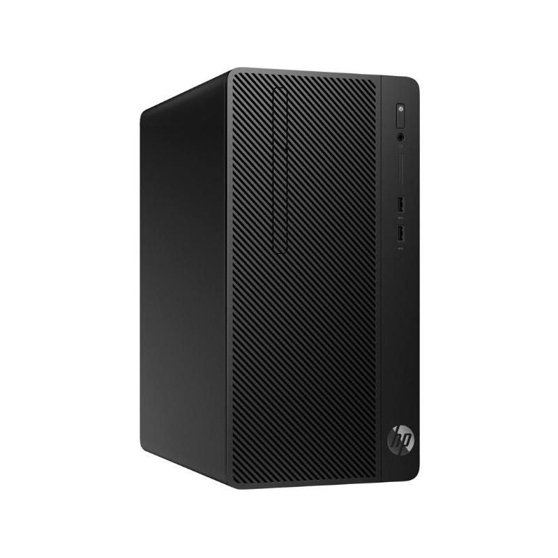 hp 290 g2 microtower desktop 4nu59ea, core i3-8th gen., 4gb ram, 1tb hdd, dvd rw,2