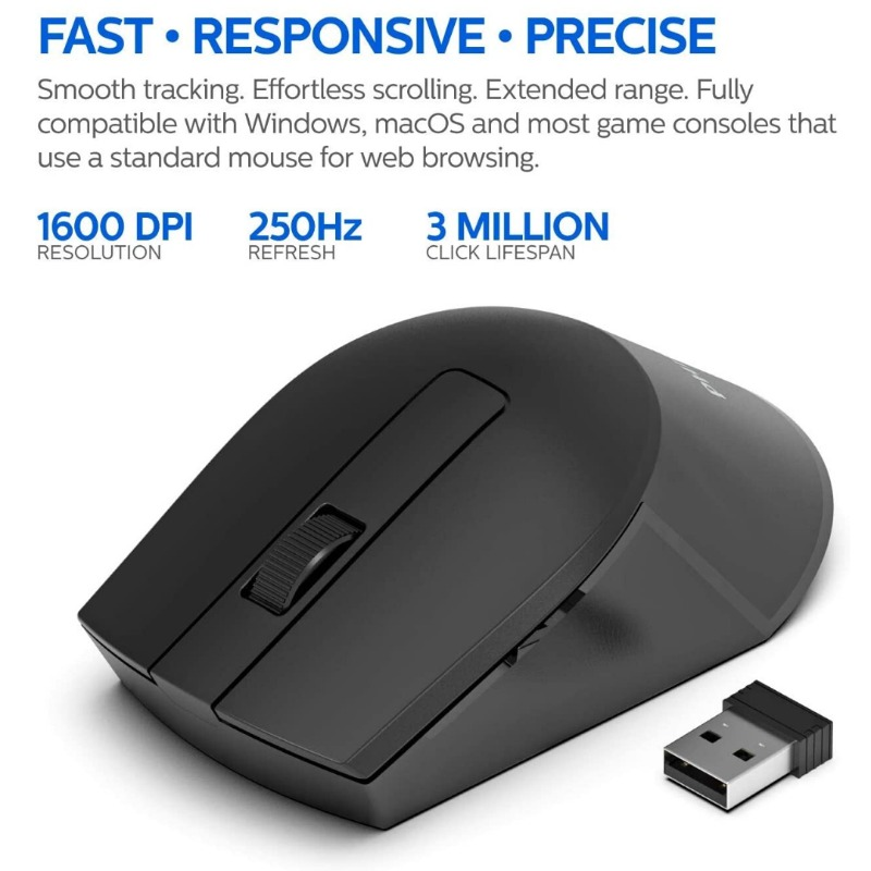 philips m374 mouse wireless3
