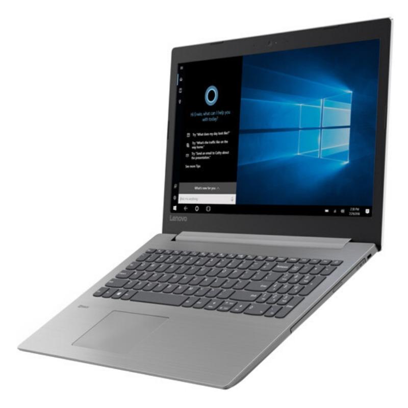 Lenovo IdeaPad V130-15 Laptop (81HN00RJUE)- Intel Core i3-7020U Processor, 4GB RAM, 1TB Hard Disk, 15.6 Inch Display, Windows 10 Home4