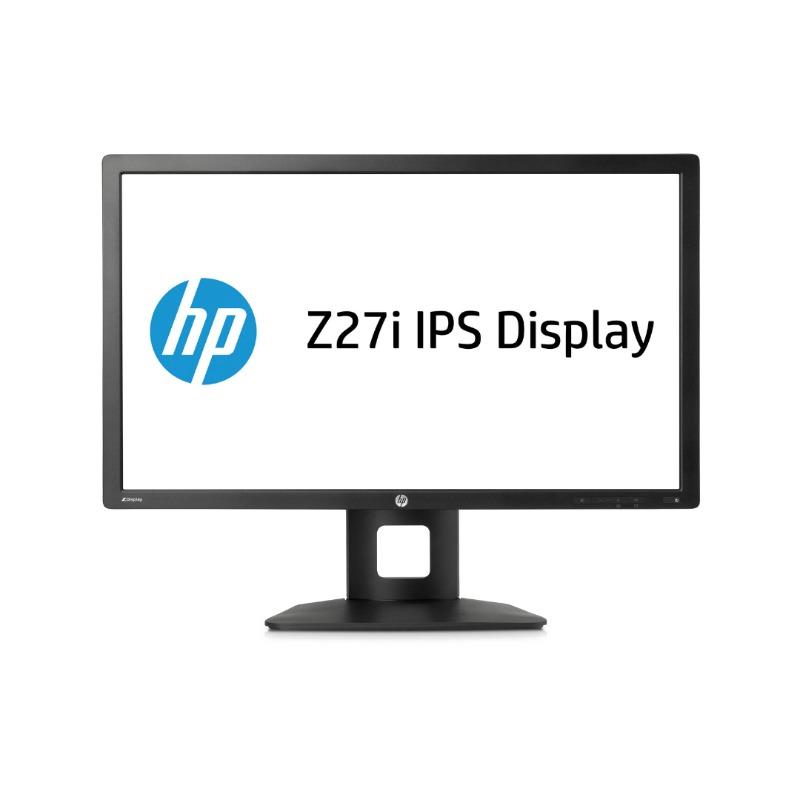 HP Z Display Z27i 27'' LED-Backlit LCD Monitor, Black2