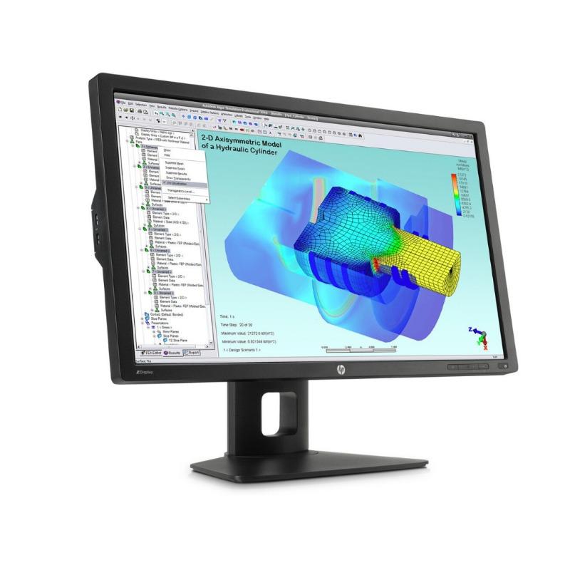 HP Z Display Z27i 27'' LED-Backlit LCD Monitor, Black4