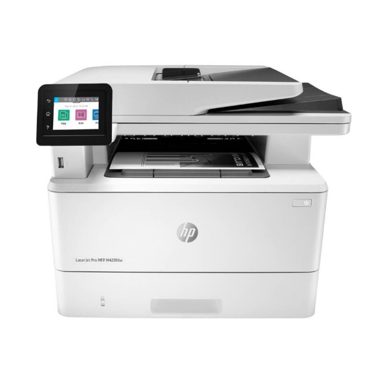 HP LaserJet Pro M428dw - Multifunction Printer - Laser - A4 - USB / Ethernet / Wi-Fi2