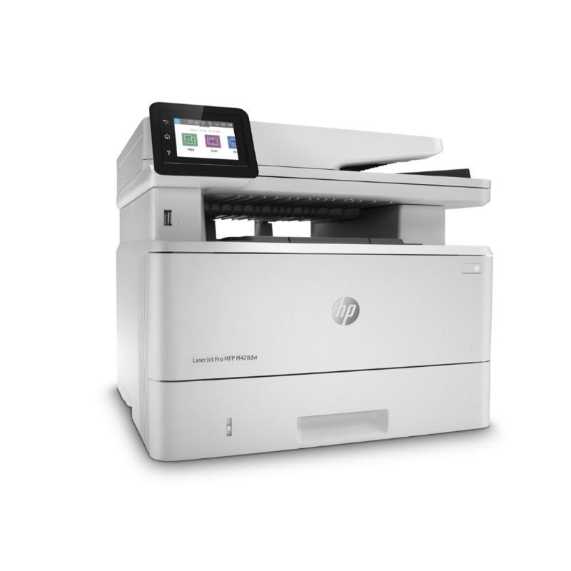HP LaserJet Pro M428dw - Multifunction Printer - Laser - A4 - USB / Ethernet / Wi-Fi3