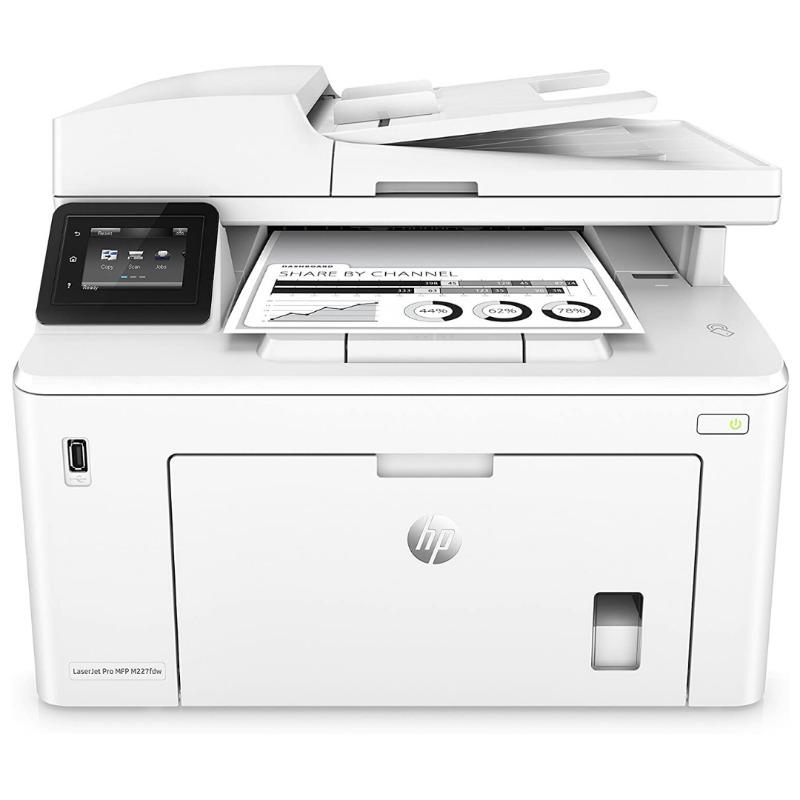 HP LaserJet Pro M227fdw All-in-One Monochrome Laser Printer3