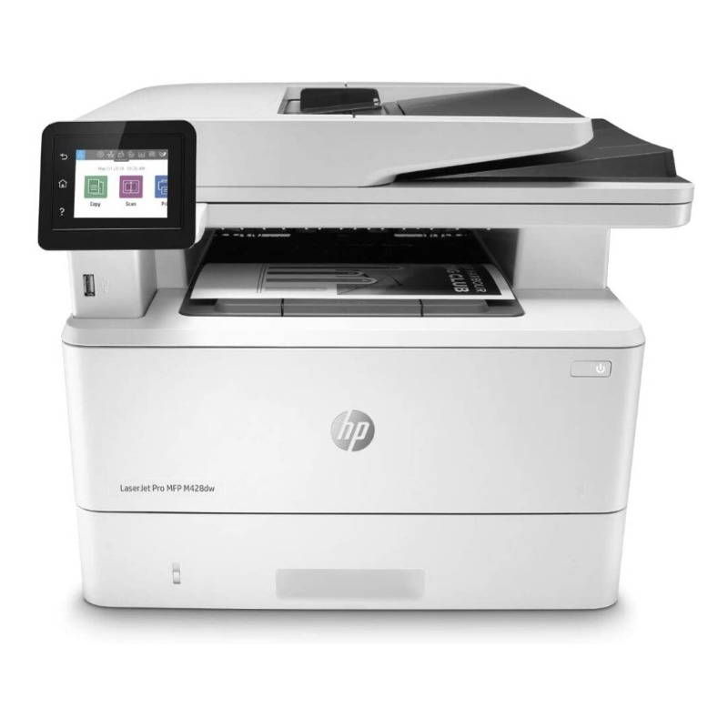 HP LaserJet Pro MFP M428DW A4 Mono Multifunction Laser Printer4
