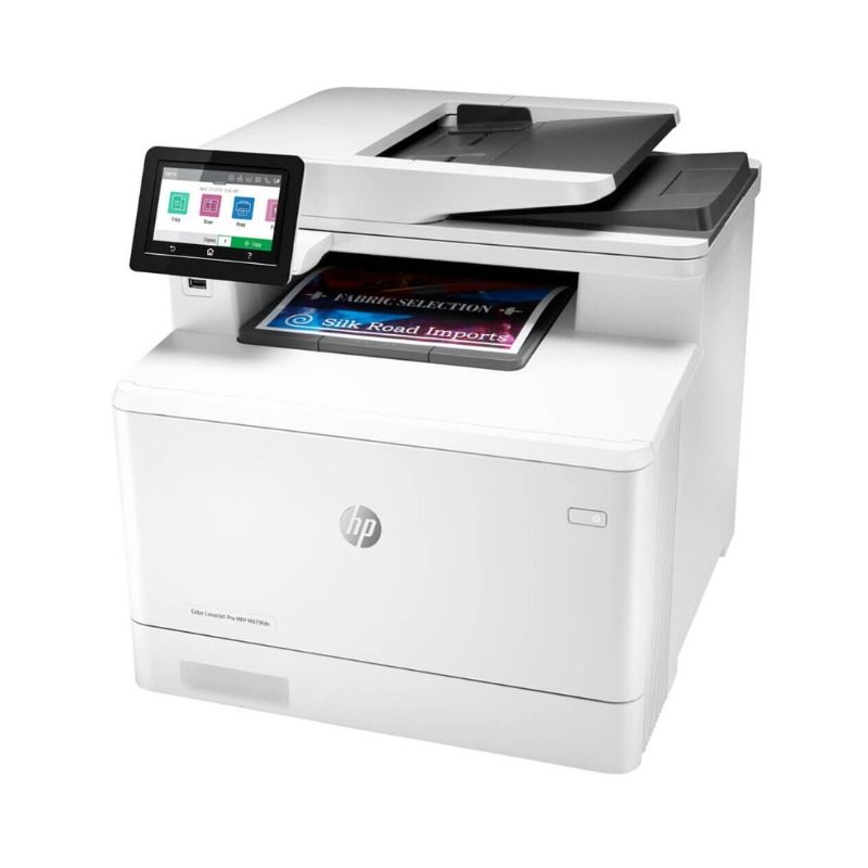 HP Colour LaserJet Pro MFP M479fdn Printer (W1A79A)2