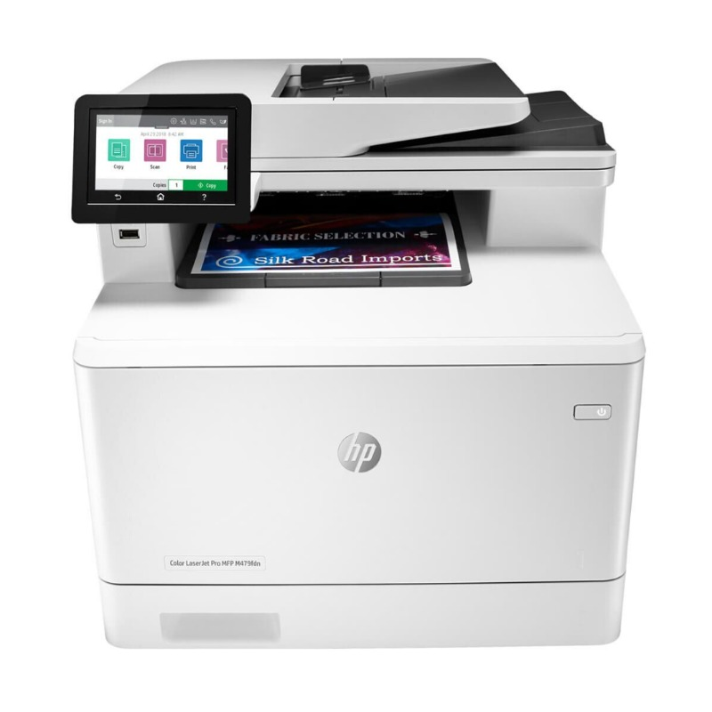 HP Colour LaserJet Pro MFP M479fdn Printer (W1A79A)4