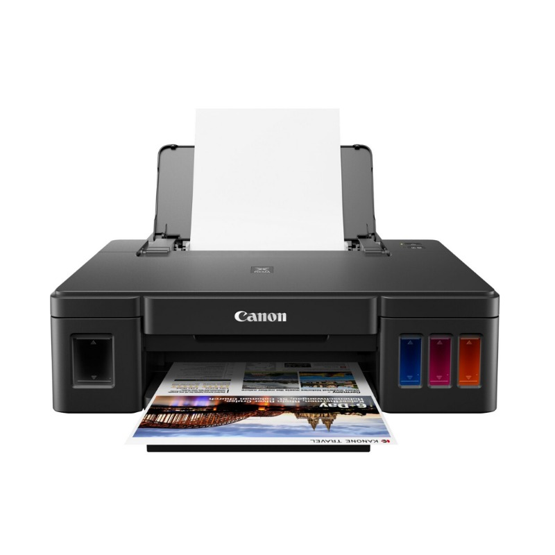 Canon Pixma G4411 Colour Inkjet Printer Wi-Fi Print Copy Scan Fax Cloud Link2