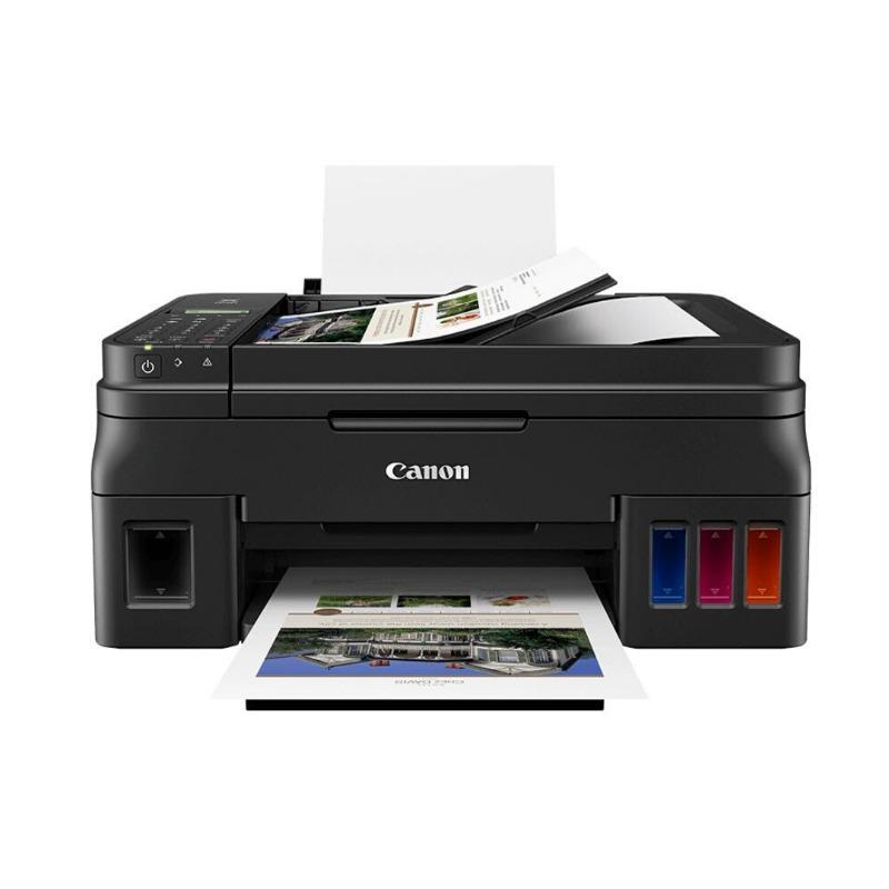 Canon Pixma G4411 Colour Inkjet Printer Wi-Fi Print Copy Scan Fax Cloud Link3