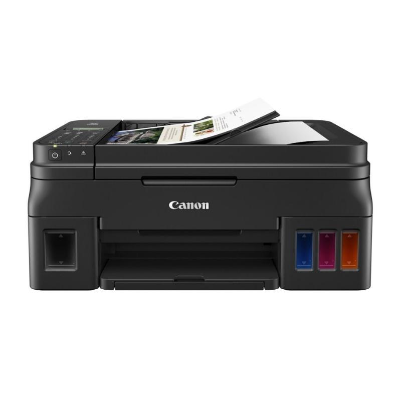 Canon Pixma G4411 Colour Inkjet Printer Wi-Fi Print Copy Scan Fax Cloud Link4
