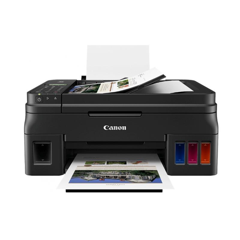 Canon Pixma G4411 Colour Inkjet Printer Wi-Fi Print Copy Scan Fax Cloud Link5