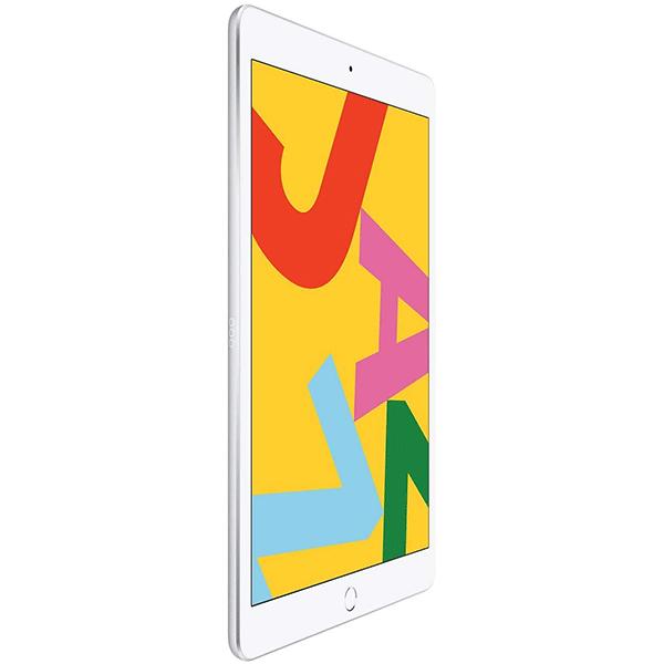 Apple iPad (10.2-inch, Wi-Fi, 128GB) - Silver (8th Generation)4