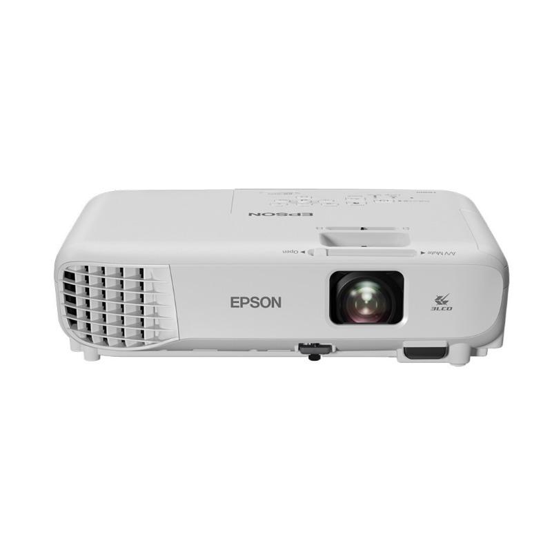 Epson EB-X05 XGA 3300 ANSI Lumens 3LCD Projector3