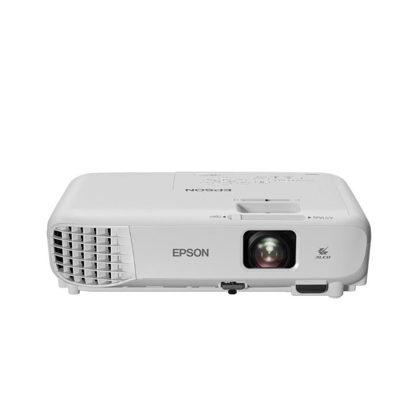 Epson EB-X05 XGA 3300 ANSI Lumens 3LCD Projector4