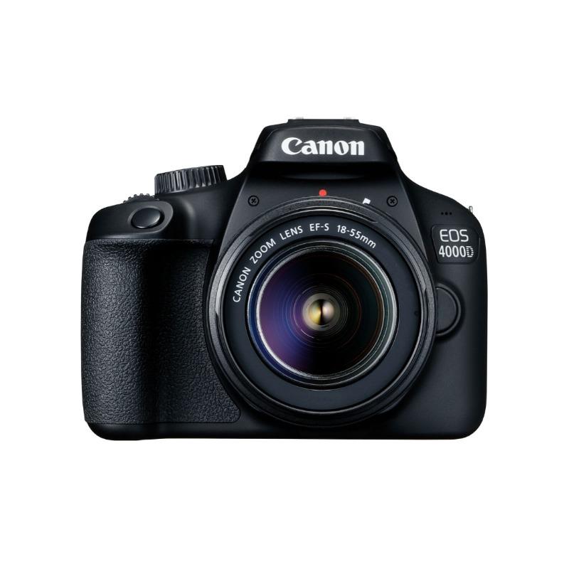 Canon EOS 4000D DSLR Camera4
