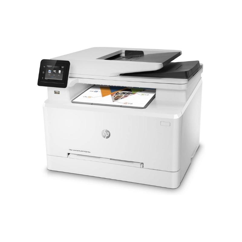 HP Color LaserJet Pro MFP M281fdw Printer3