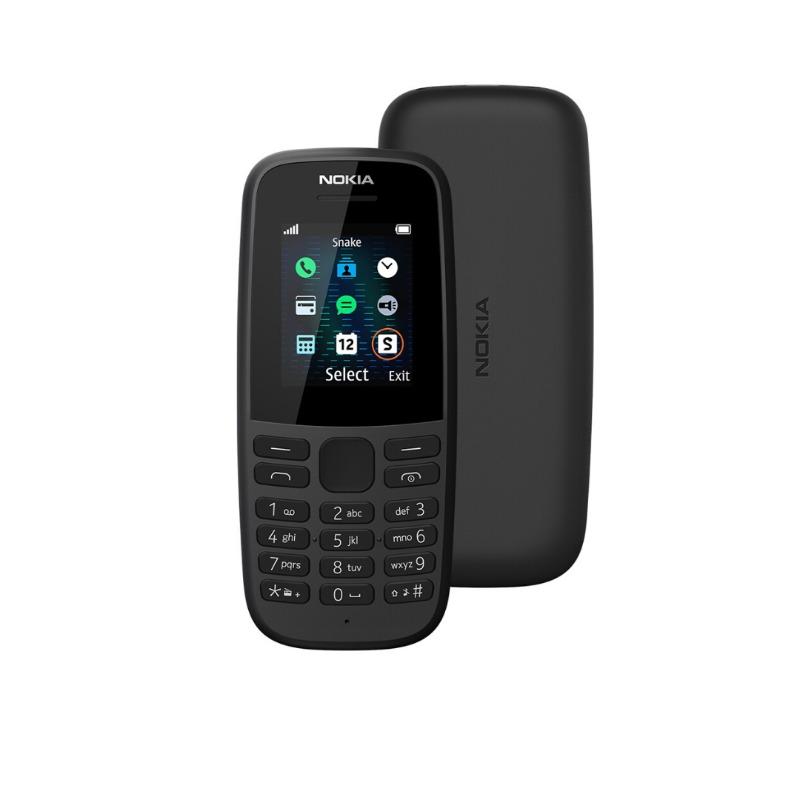 Nokia 105 (Black)3