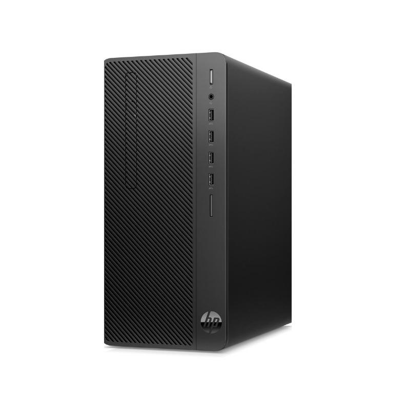 HP 290 G3 Microtower PC Intel Core  i3-9100 , 4 GB RAM ,1 TB Hard Drive ,18.5 Inch Monitor 2