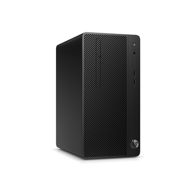 HP 290 G3 Microtower PC Intel Core  i3-9100 , 4 GB RAM ,1 TB Hard Drive ,18.5 Inch Monitor 3