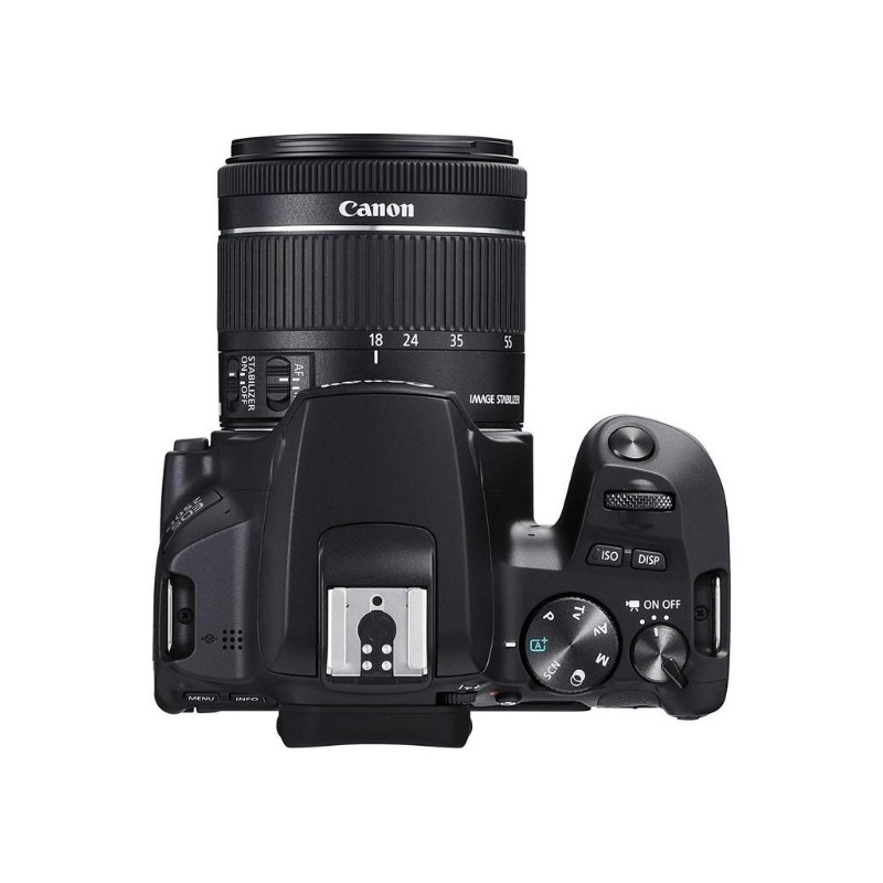 Canon EOS 250D DSLR Camera with 18-55mm f/4-5.6 IS STM Lens2
