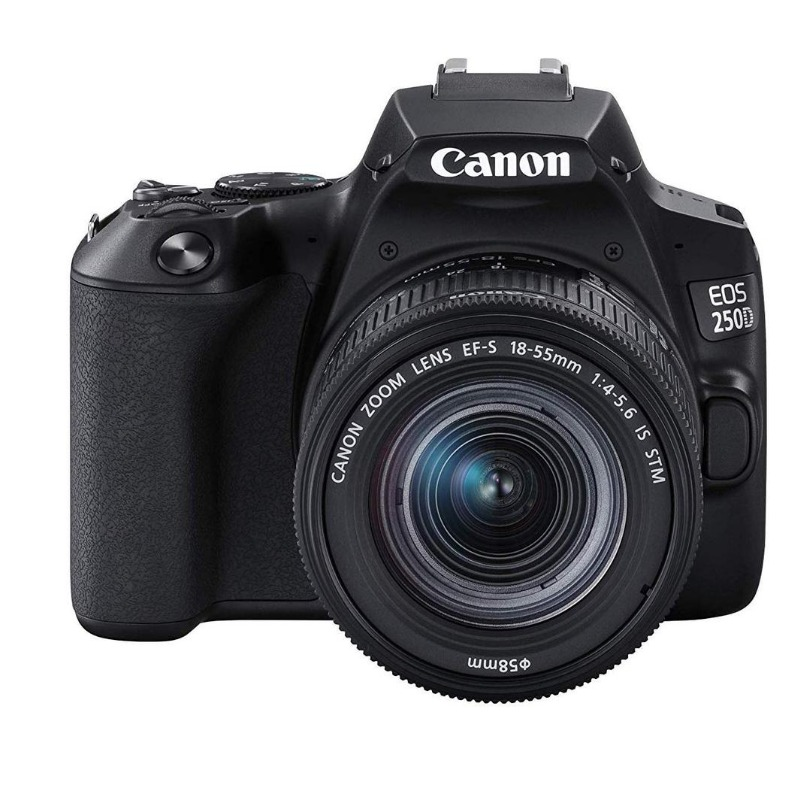 Canon EOS 250D DSLR Camera with 18-55mm f/4-5.6 IS STM Lens3