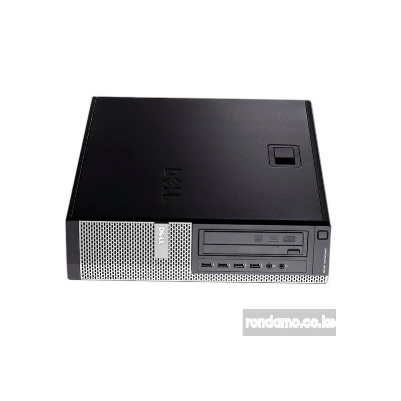 Optiplex 9010 Desktop : Intel core i5-3570 3.4GHz Processor ,4GB RAM , 500GB Hard Disk ,3 Months Warranty -CPU only 2
