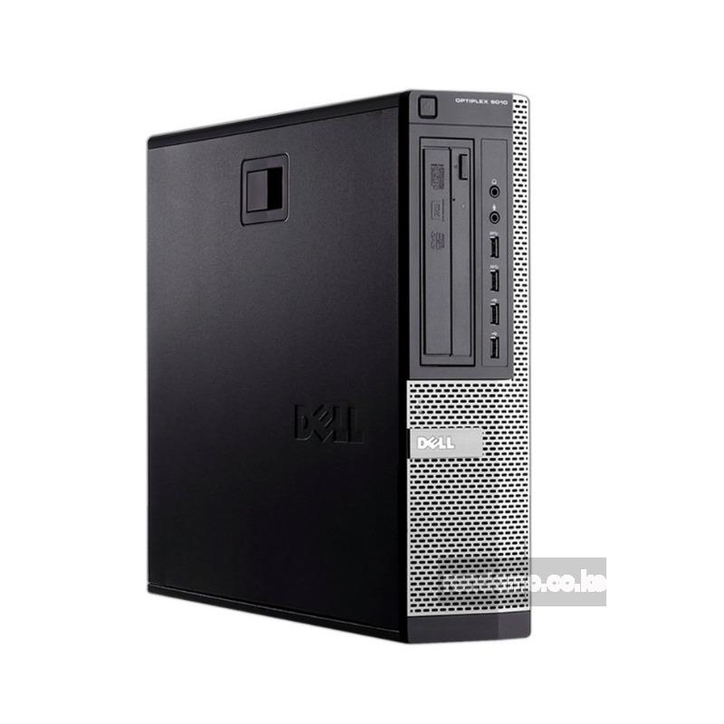 Optiplex 9010 Desktop : Intel core i5-3570 3.4GHz Processor ,4GB RAM , 500GB Hard Disk ,3 Months Warranty -CPU only 3