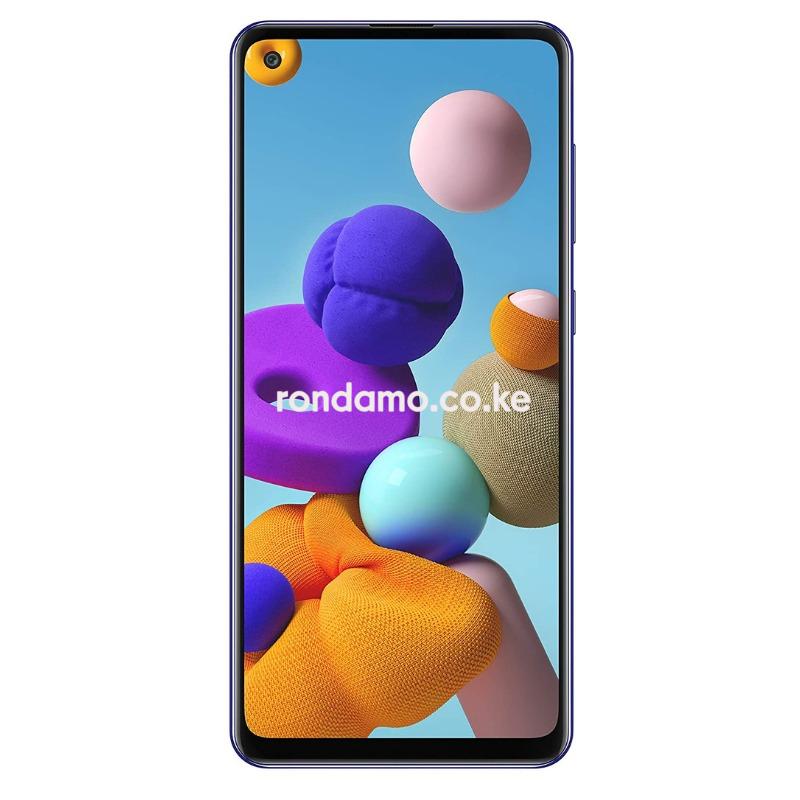 Samsung Galaxy A21s - 6.5