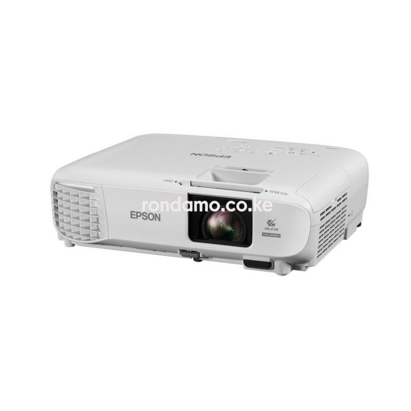 Epson EB-U05 Projector WUXGA 3400 Lumen – V11H8410414